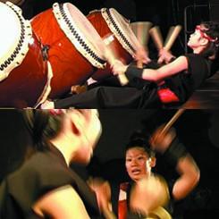 『鬼島太鼓 東京公演』