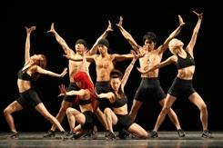 中村JAPAN ドラマティックカンパニー「マッスルピック~筋肉の祭典~」本公演