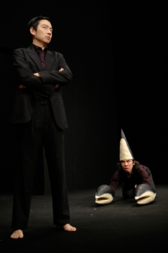 ラーメンズ第16回公演『TEXT』