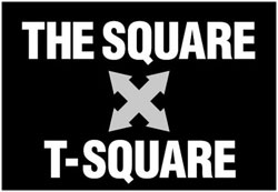 THE SQUARE×T-SQUARE COUNTDOWN CONCERT 2007~2008