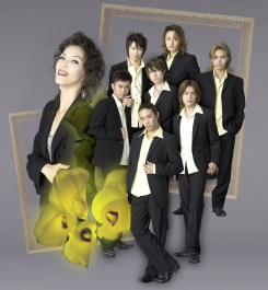 DIAMOND☆DOGS「TANGO 2008 タンゴ・アラベスク」